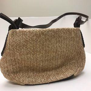 Fossil hemp style purse